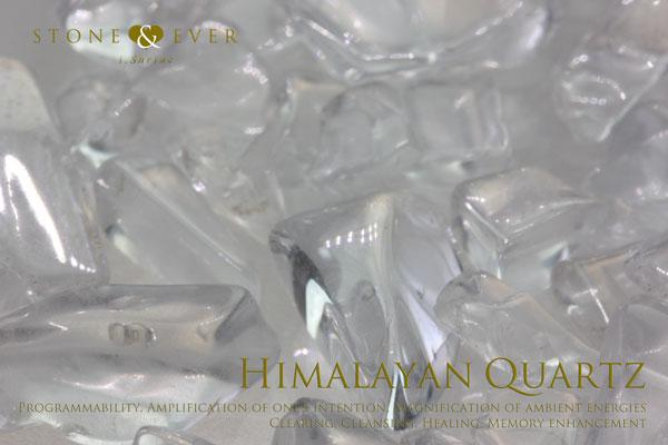 【風水インテリア】 さざれ石(天然石・小粒) 『ヒマラヤ水晶』