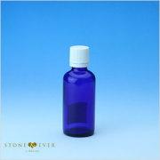 生活の木 フローラルウォーター(芳香蒸留水) 青色ガラス瓶(50mL)